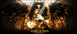 Slash Angel Of Rock by AeroxxDSG