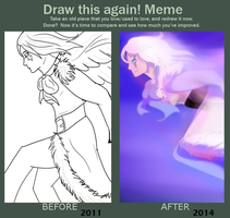 Draw This Again by Whitelupine