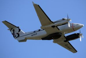 Beechcraft King Air 300 by shelbs2