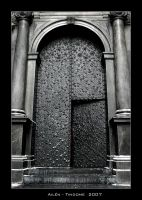 Doors of Krakow I by Tindome