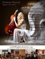 The Sensual Cello - Draft Recruitment Poster by DaraGallery