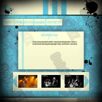 Music Group Template by Inzombie