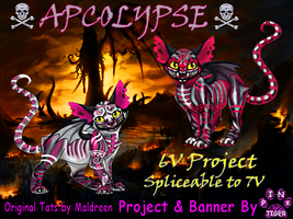 Apocalypse Banner by Pinktiger1978
