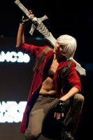 Dante Cosplay by Mikeyto