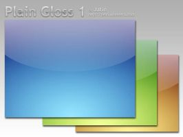 Plain Gloss 1 by jatin