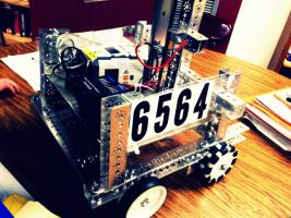 FTC 2013 Robot (Edited) by AnotherDarkNerd