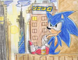 sonic x ending 2 by sonamycomic