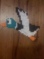 Duck Hunt Bead Sprite by Drayain