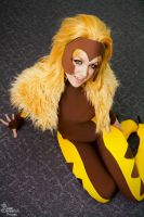 Sabertooth I by EnchantedCupcake