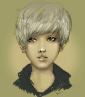 Luhan by HosomiAme