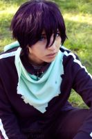 Yato | Stray by repetitive-cat