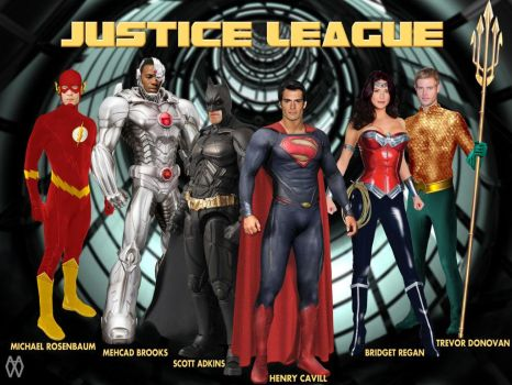 Justice League: The Movie by TheWrightMan