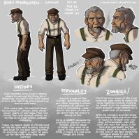 Umbagog: Rory character sheet by Kobb