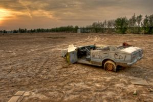 Old car,,,HDR by amai911