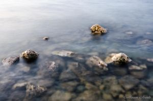 Three stones by GuillaumGibault