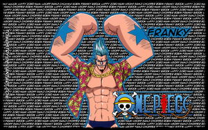 Franky Straw Hat Pirate - OP by TomOstry
