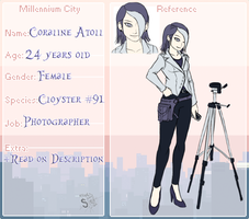 MC - Coraline Atoll by athorment