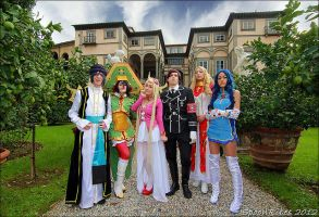 Trinity Blood - Drammatico by BernieCOSPLAY
