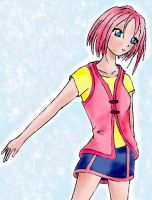 Pretty in pink by IceAurora