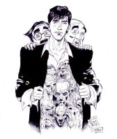 DYLAN DOG 1 by SCHIATTAMUORT