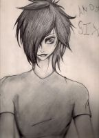 Andy Sixx again by lilycat145