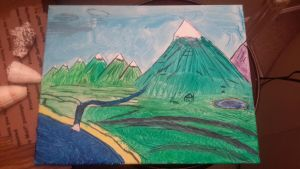 Landscape update -- nearing completion by blackice940