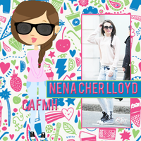 Nena Cher Lloyd by ComeAndFixMyHeart