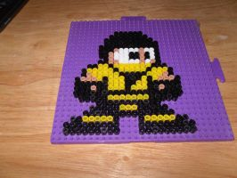 Scorpion perler beads by dylrocks95
