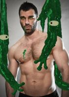 Jelly Alien Hipnotize Hunks by gothicowl123