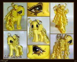 G4 MLP Custom- 'Lil' Snitch' by wylf