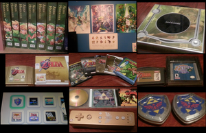 Zelda collection by moe-kawaii-sunshine