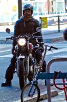 Easy Tokyo Rider by BertLePhoto
