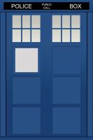 Tardis iPhone 4 Wallpaper by RobotBoyMedia