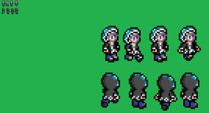 My New sprite style i made but not named yet... by zacharyleebrown