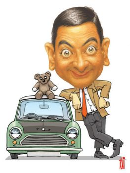 Mr. BEAN 1 by toniart57