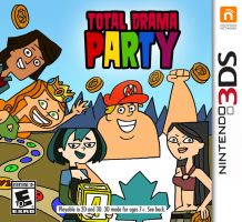 Total Drama Party on 3DS by DJgames