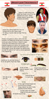 APH -Lebanon's reference guide [Facial features] by MariaJHB