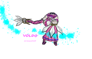 Voldo Pride by TheWiseWeirdProphet
