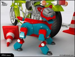 aibo_pose10 by D3r3x