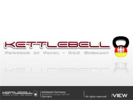 Kettlebell Germany logo by theview-hungary