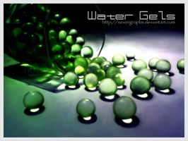 Water Gels by sevengraphs