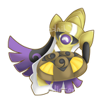 Aegislash by Clinkorz