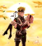 Narusaku: Your guardian angel by Celious