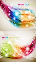 brilliant dynamic effects vector background by vectorbackgrounds