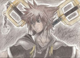 Sora: Ultimate Keyblader by HypaSonic