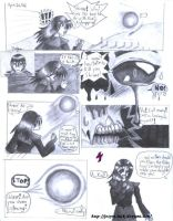 Savation for Damnation: Page 1 by Jetyra-Luck