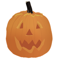 Pumpkin Vector by elizacunningham