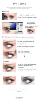 Eyes Tutorial I - Removing by SymphoniaSecrets