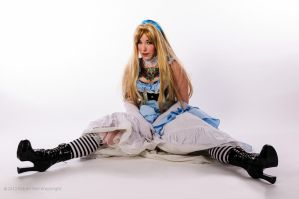 Steampunk Alice 1 by Mistress-Zelda