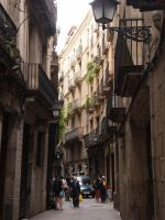 Barcelona, Spain by DarthxErik